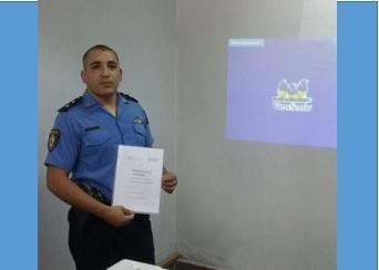 Exposición de Tesina Licenciatura en Seguridad Pública